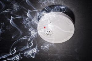 Mit Rauchmelder Schaden vermeiden
